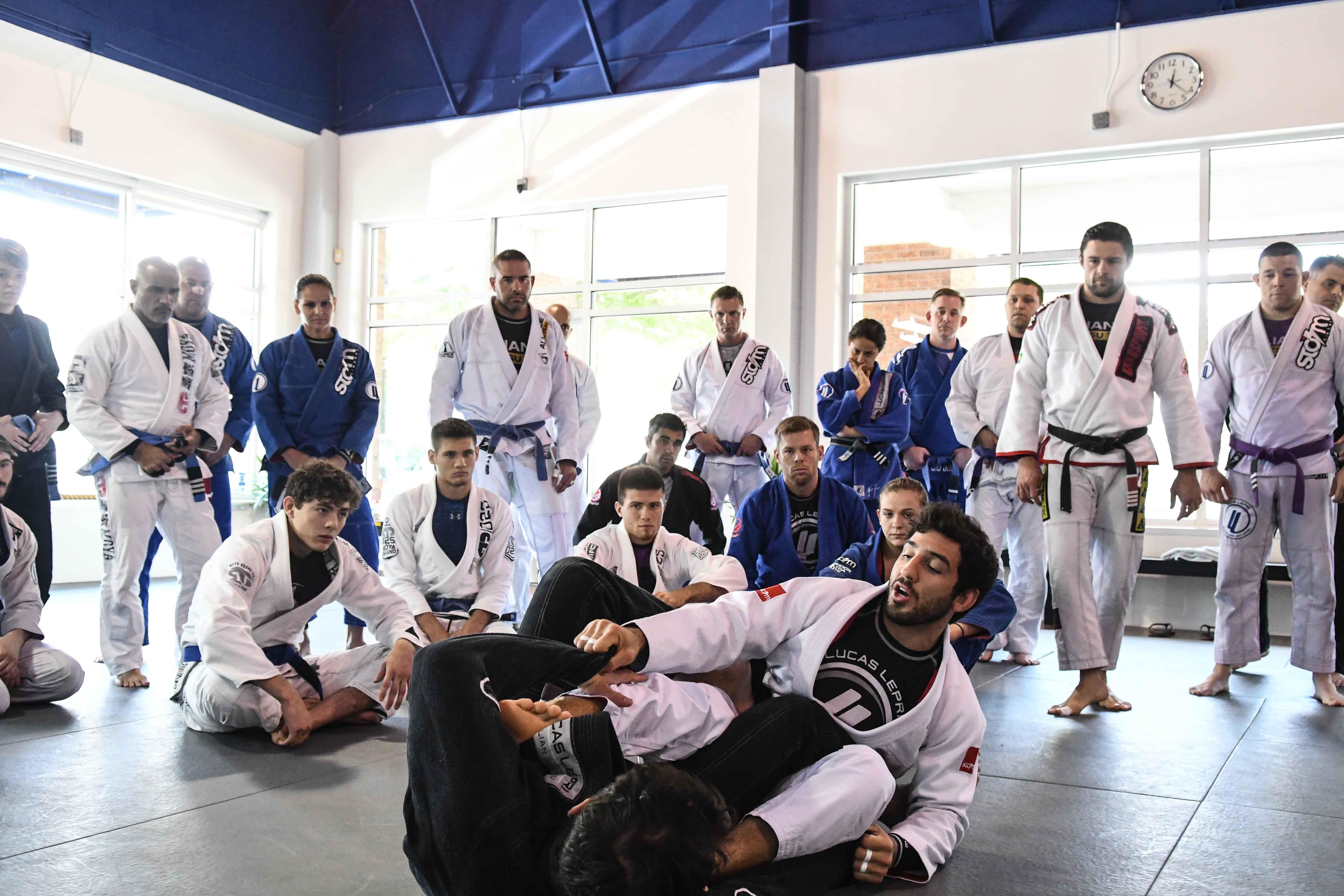 Brazilian Jiu Jitsu | Lucas Lepri Brazilian Jiu Jitsu