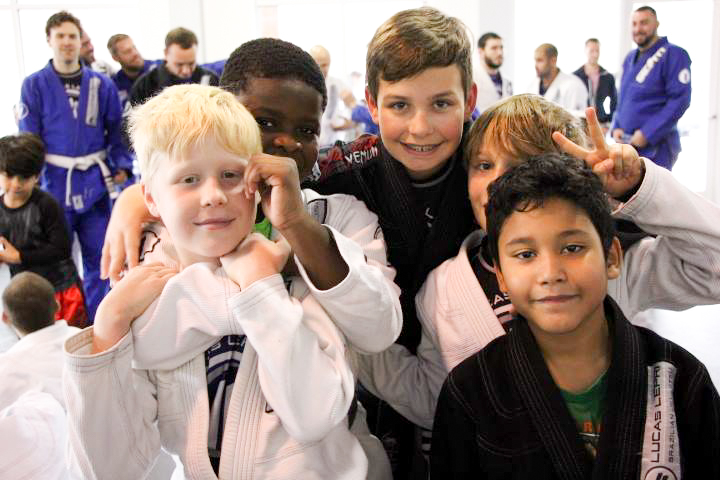 brazilian jiu jitsu anti bullying kids together lucas lepri