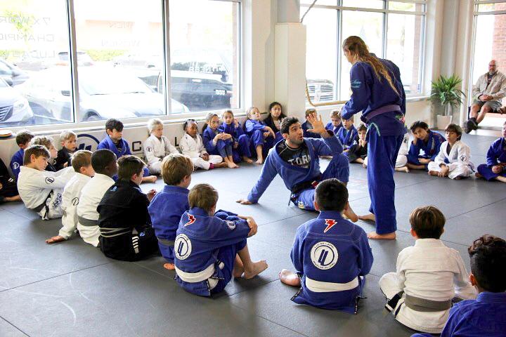 brazilian jiu jitsu kids class lucas lepri