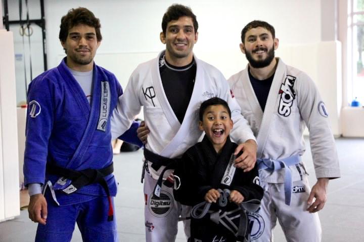 brazilian jiu jitsu kid promotion lucas lepri